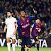 Com gol, lesão e choro de Malcom, Barcelona vence e avança na Copa do Rei