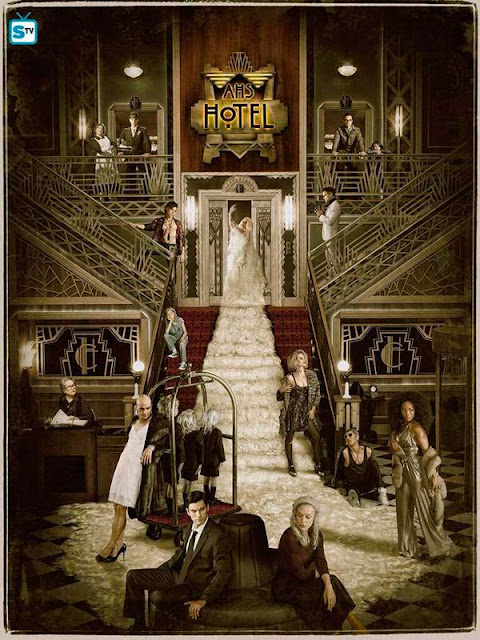 Póster American Horror Story:Hotel