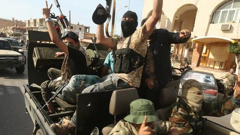 قصف-عنيف-على-العاصمة-الليبية-وسط-تهديد-إمدادات-المياه