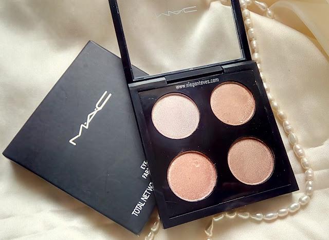 Review of fake MAC eyeshadows