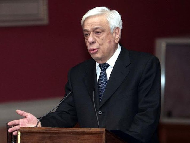 Greek President harshly attacks Macedonia over refugee crisis