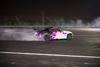 Al Marri his Nissan Z