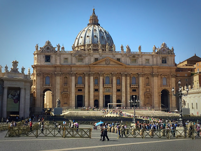 travel Rome, things to do in Rome, Roman history, Italian history, the Vatican, Vatican City, basilica,