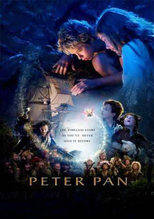 Peter Pan 2003 BRRip 720p Hindi English Dual Audio