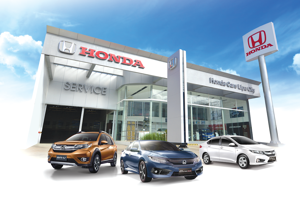 honda cars welcomes lipa bantagas dealership philippine