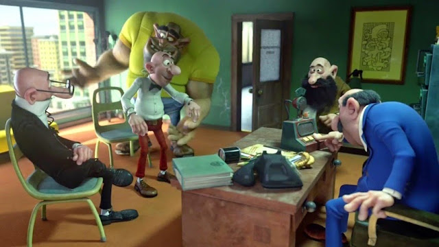 Fotograma: Mortadelo y Filemón contra Jimmy el Cachondo (2014)
