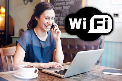 bahaya wifi umum