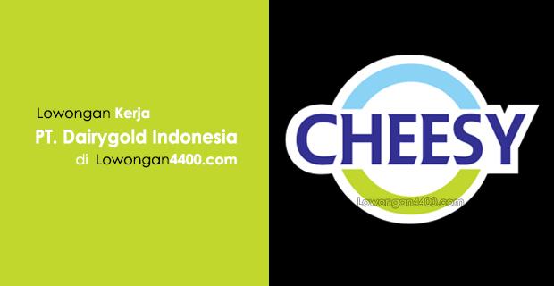 Lowongan Kerja PT. Dairygold Indonesia Cikarang