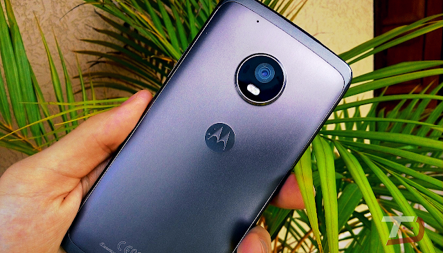 Motorola rolls out May 2017 Android Security patch for the Moto G5 Plus