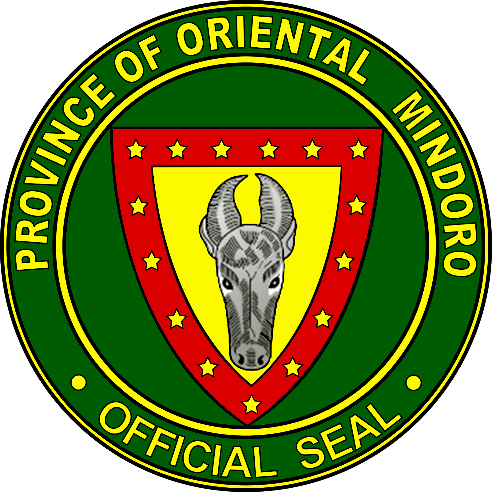 Province of Oriental Mindoro Official Seal