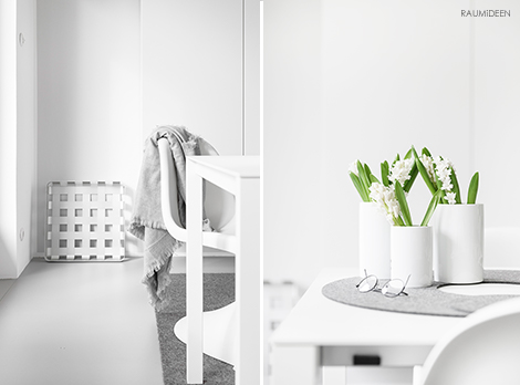 Blumendeko - Wie dekoriere ich mit Vasen?