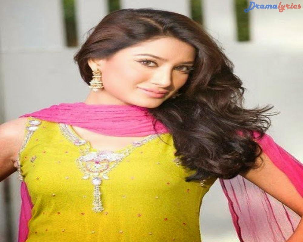 Drama Lyrics Hot Pakistani Model, Actress Mehwish Hayat -9653