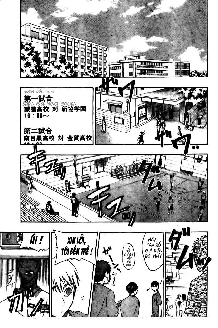 Kuroko No Basket chap 013 trang 15