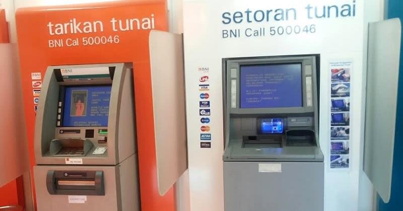 Lokasi Atm Bank Bni Setor Tunai Yogyakarta Jadwal Bank