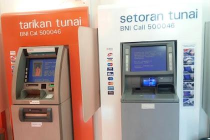 Lokasi ATM Bank BNI Setor Tunai Yogyakarta