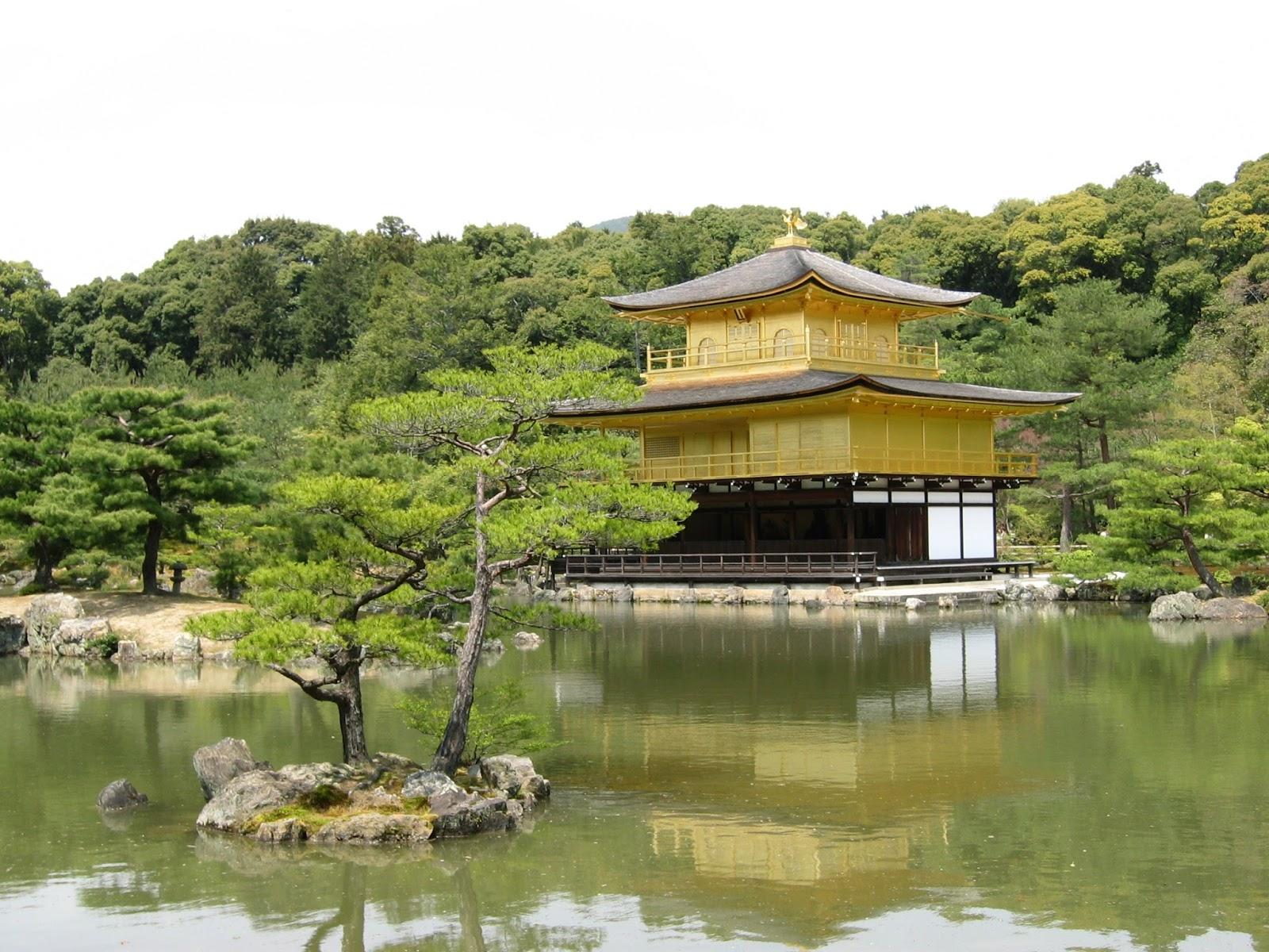 去哪裡旅遊景點玩: 日本京都旅遊景點 金閣寺
