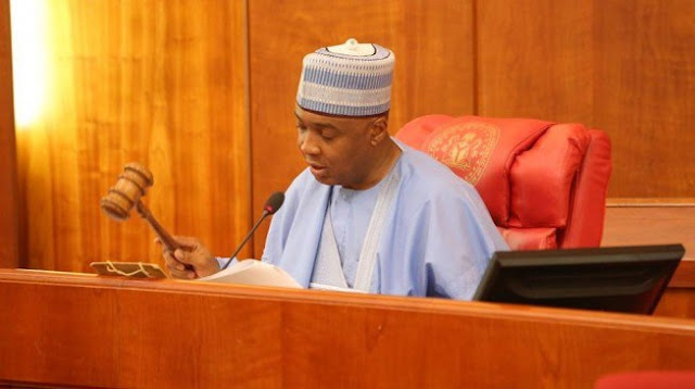 Saraki rejects new clerk of n'assembly