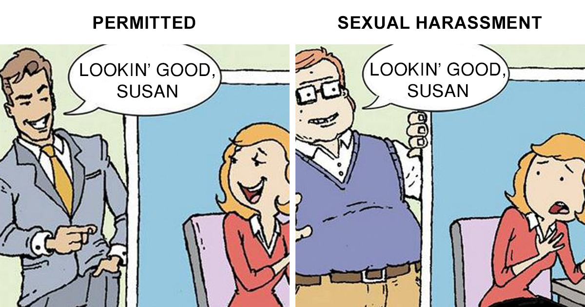 20 Thought-Provoking Pictures That Prove The Double Standards In Modern Societies