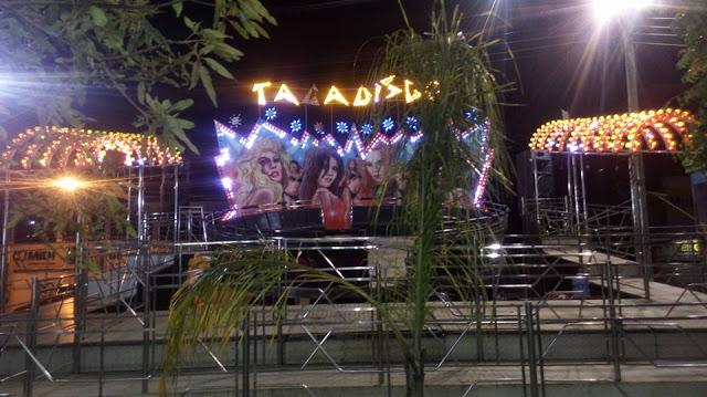 Parque de Diversões  Lima na festa da Padroeira em Delmiro Gouveia, confira os valores dos ingressos