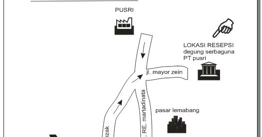 Image Result For Denah Lokasi Sekarang