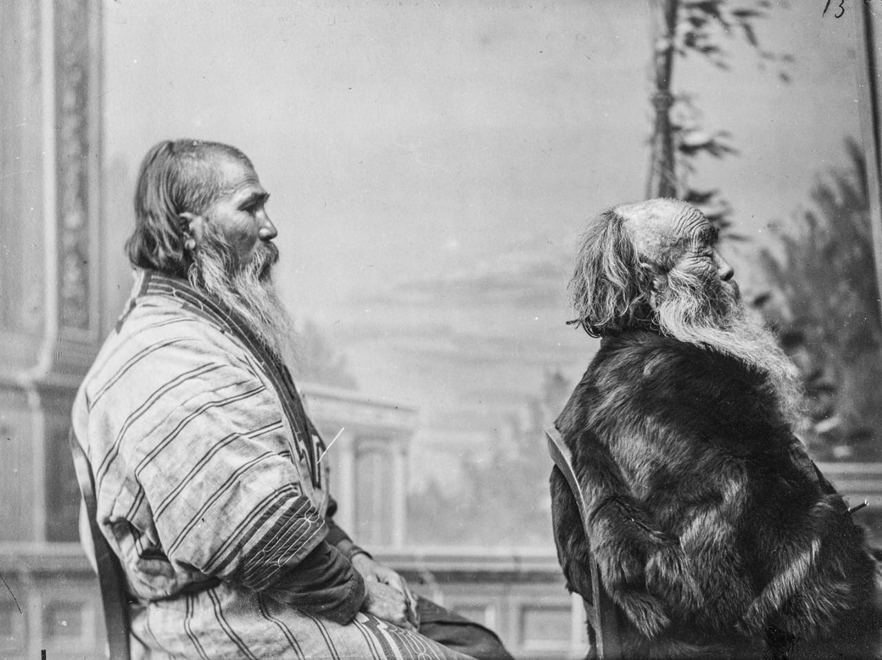ポーランド初代国家元首の兄「ブロニスワフ・ピウスツキ」が撮影した ...
