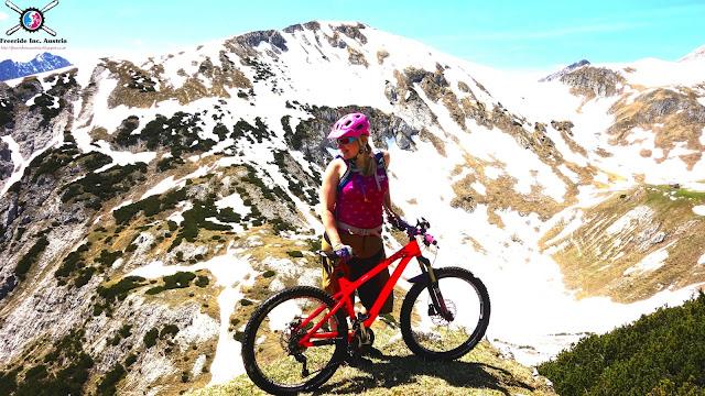 majoja trikot pink bike mtb