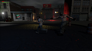 Road Fist Game PC 2017