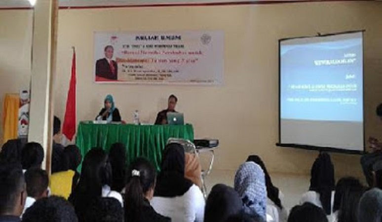 PENERIMAAN MAHASISWA BARU (STIH MUHAMMAD THAHA) 2018-2019 SEKOLAH TINGGI ILMU HUKUM MUHAMMAD THAHA TUAL