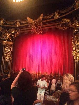 The Phantom of the Opera, New York