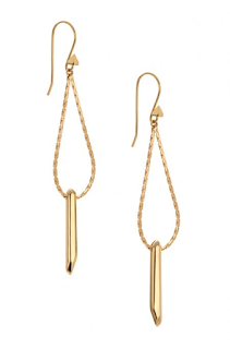 Stella & Dot Rebel Drop Earrings as seen on The Bachelor Women Tell All