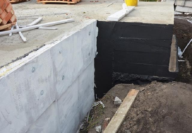 Waterproof Retaining Walls