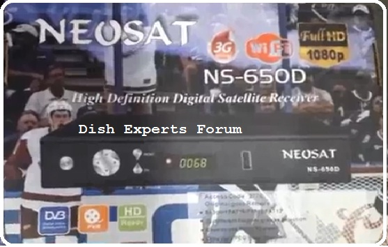 NEOSAT NS-560D 1506 CODE SOFTWARE ~ MultanSat