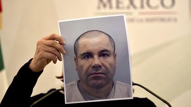 """Extradição de """"El Chapo"""" pode levar um ano!"""