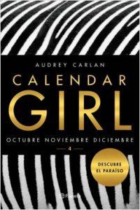 Calendar Girl 4 , Audrey Carlan