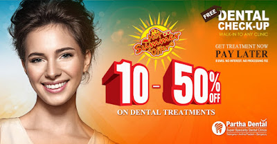Partha Dental Summer Offer