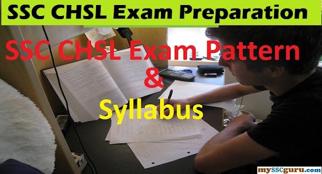 ssc-chsl-exam-pattern-syllabus-latest