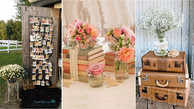 Como fazer um casamento no estilo vintage