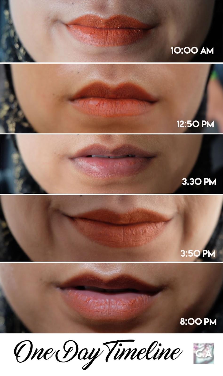 Review: Em Cosmetics Infinite Lip Cloud (Faded Clementine
