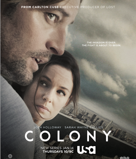 Colony (2016-) ταινιες online seires oipeirates greek subs
