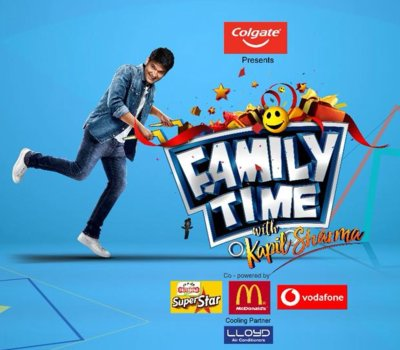 Family Time with Kapil Sharma 31st March 2018