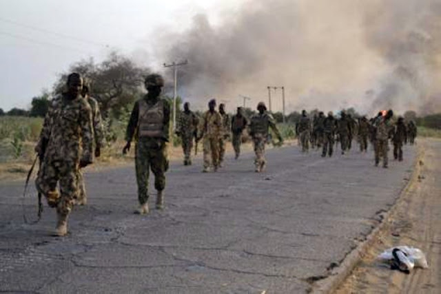 Suicide Bomber Attacks Military Checkpoint, Injures Two Soldiers