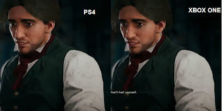 فيديو مقارنة Assassin's Creed Unity على PS4و XBOX ONE