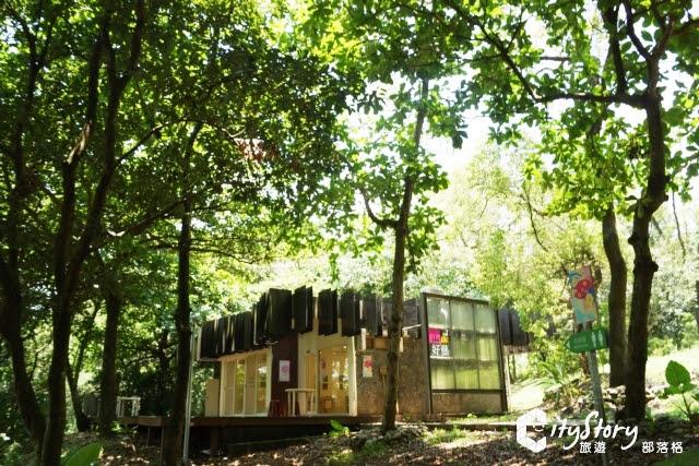 【南投草屯旅遊景點】山山好藝-不一定會開張的藝術版土地公廟