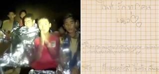 «Μαμά, μπαμπά»… Ραγίζουν καρδιές τα γράμματα των εγκλωβισμένων παιδιών στην Ταϊλάνδη!