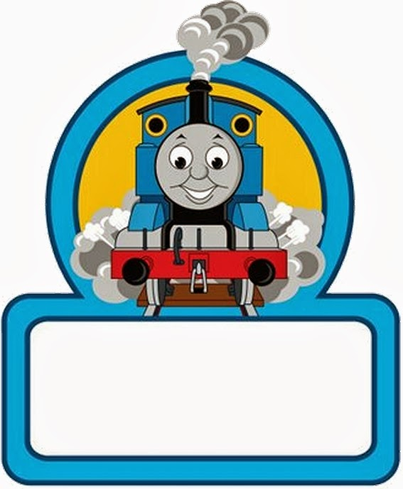 photo regarding Printable Thomas the Train called Thomas the Prepare: Totally free Social gathering Printables. - Oh My Fiesta! in just