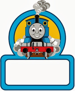 Thomas The Train Free Printable Image