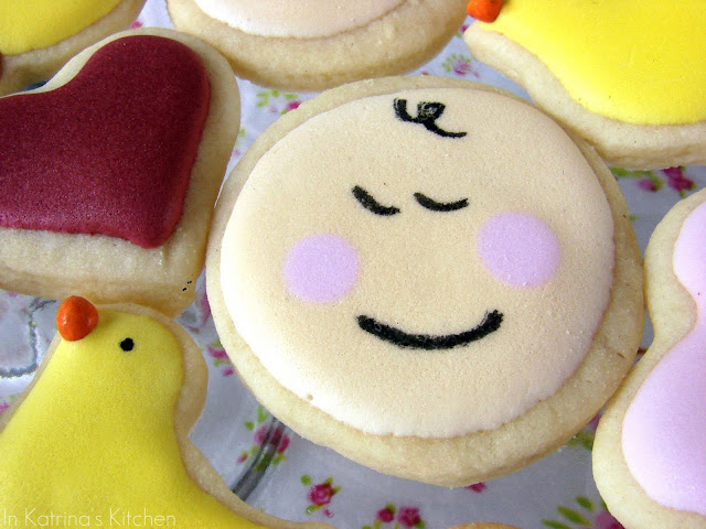 Baby Face Cookies from @katrinaskitchen