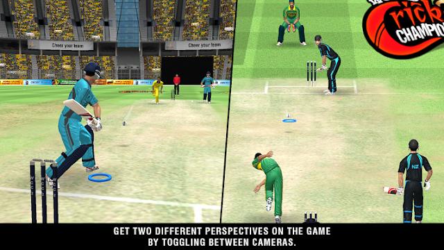 World Cricket Championship 2 Mod Apk v2.1