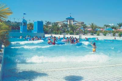 Splash Beach - Ribeirão Preto - Parque aquático fechado