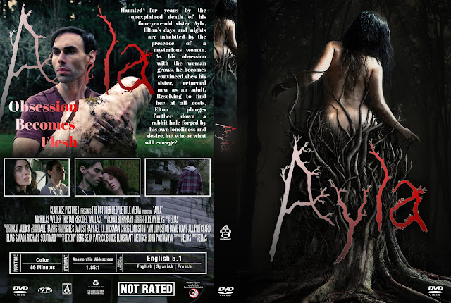 Ayla DVD Cover